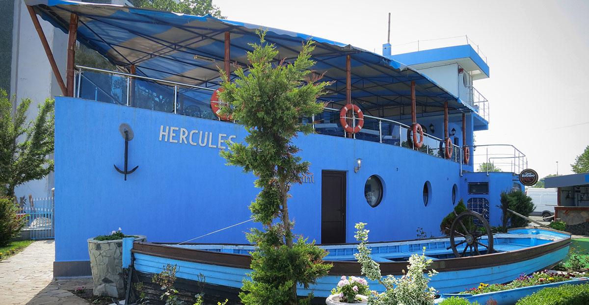 restaurant jupiter litoral vapor hercules